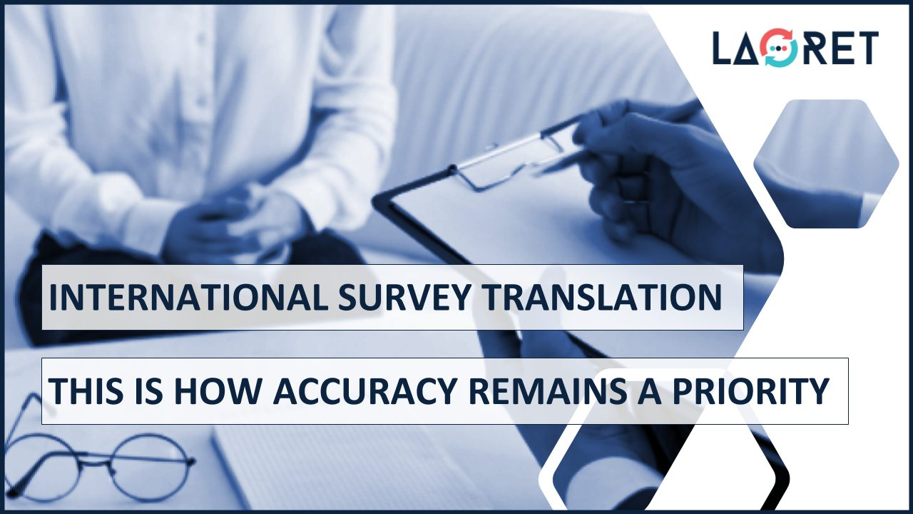 International Survey Translation: This Is How Accuracy Remains A Priority